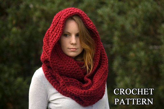 red coven cowl